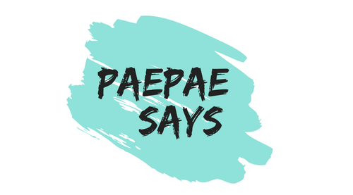 Paepae Says | Healthy Lifestyle | Restaurant Review | Dining